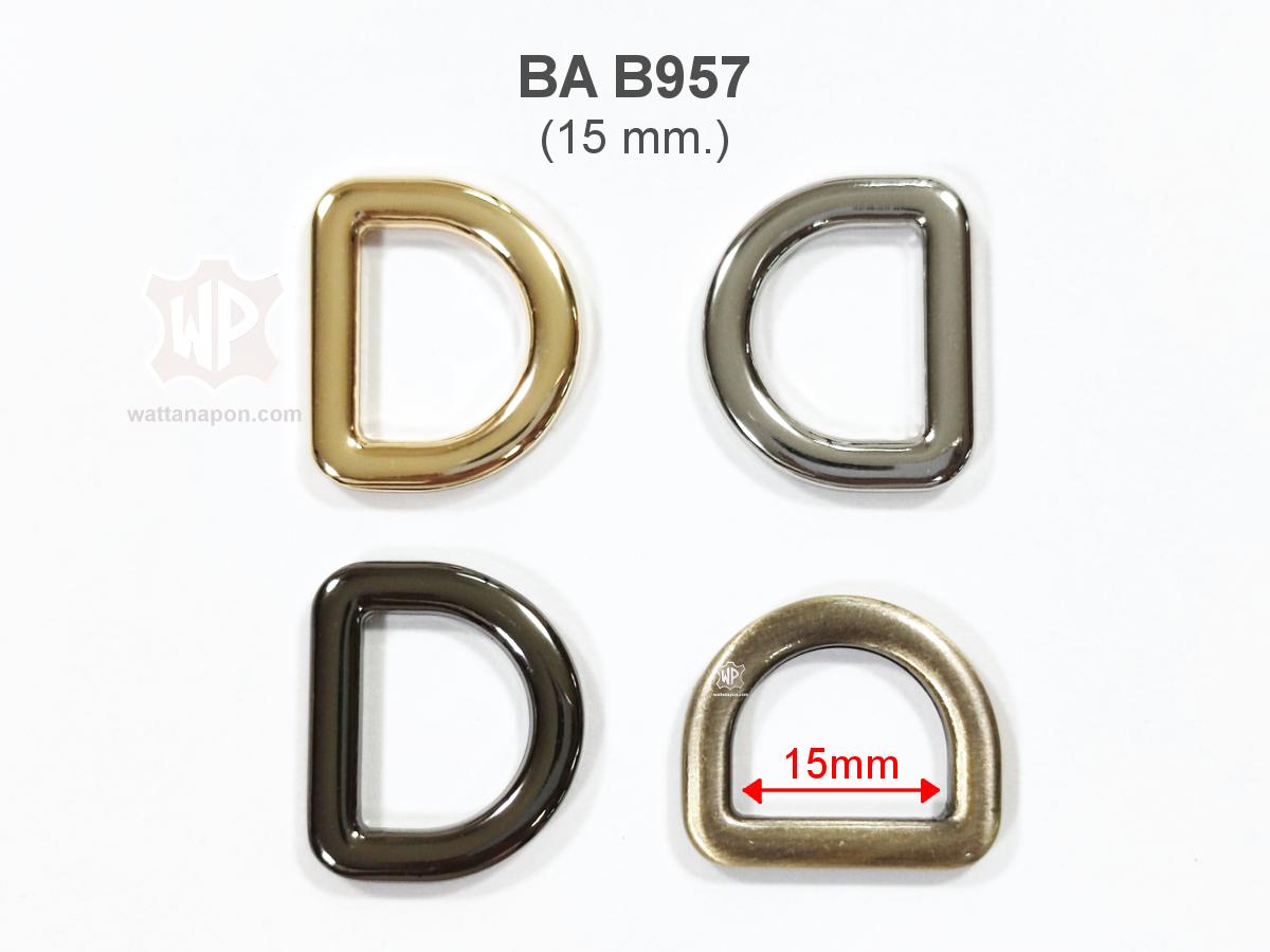 BA B957